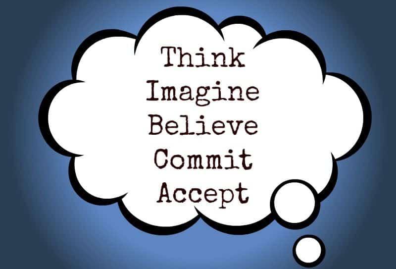 The amazing power of thinking