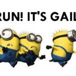 Run! It's Gail! Gailpaul.com