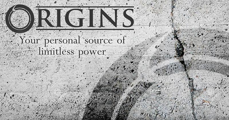 origins by katherine hurst