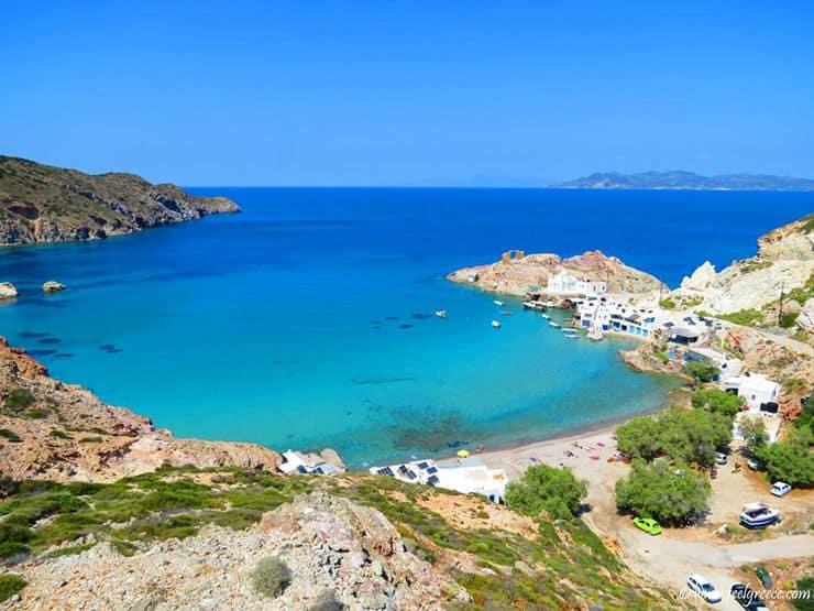 Milos-island