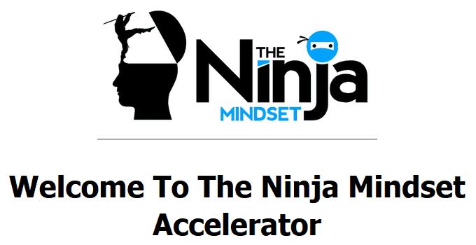 the ninja mindset accelerator system