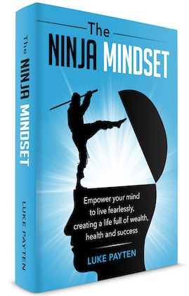 ninja mindset book cover