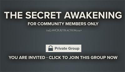 Joe Vitale Secret Mirror 3 community group