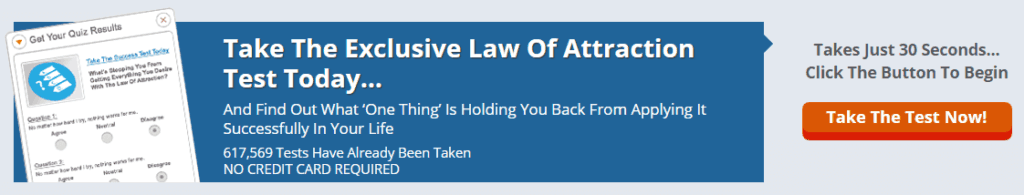 Katherine Hurst Origins Law Of Attraction Quiz