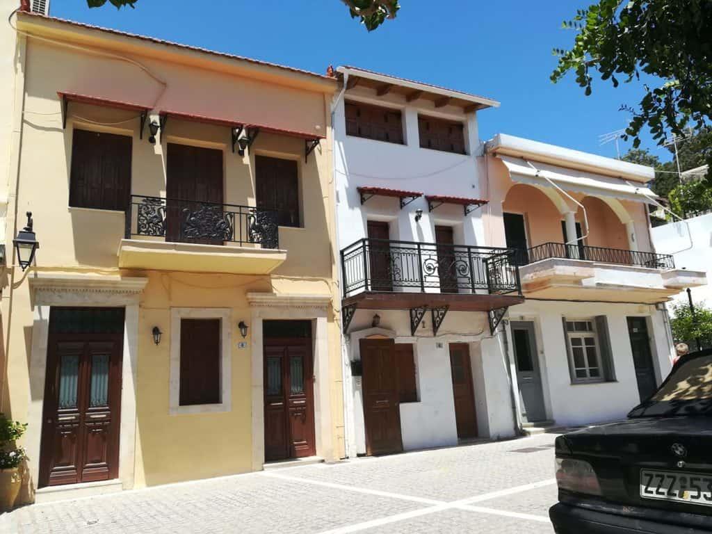 dream greek house of gail paul
